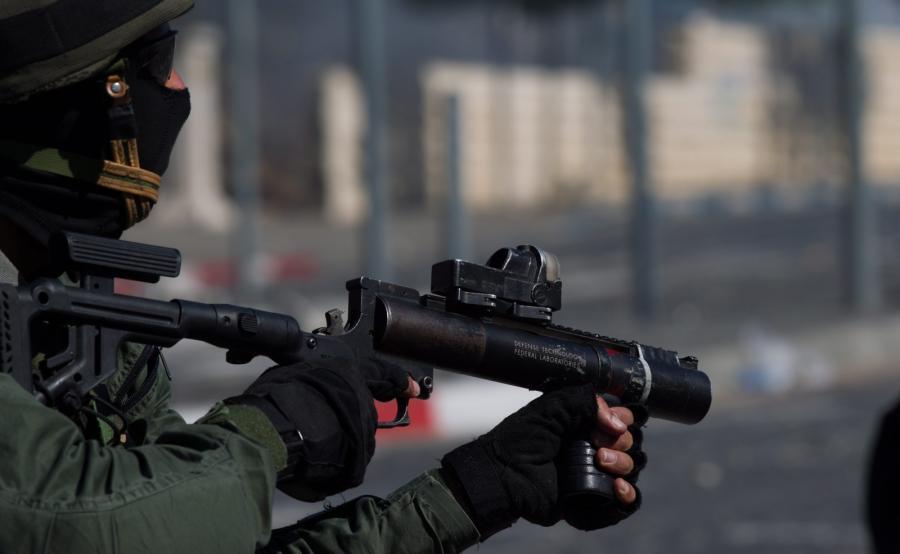 Izraelski policjant