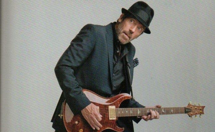 Hugh Laurie wraca do Polski na trzy koncerty