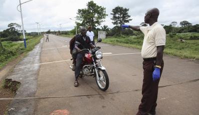 Liberia zmaga się z epidemią wirusa Ebola