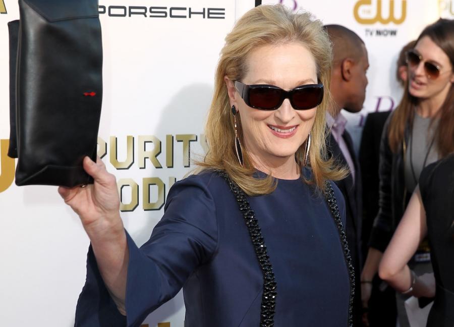Meryl Streep będzie gwiazdą\