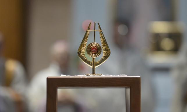 Relikwie w Świątyni Opatrzności Bożej