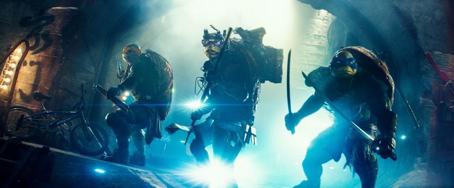 Wojownicze żółwie ninja wrócą na ekrany – to pewne