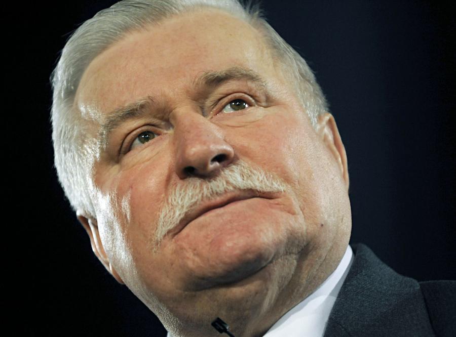 Wałęsa: Zróbcie porządek z Radiem Maryja