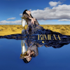 "Kimbra na okładce albumu ""The Golden Echo"""