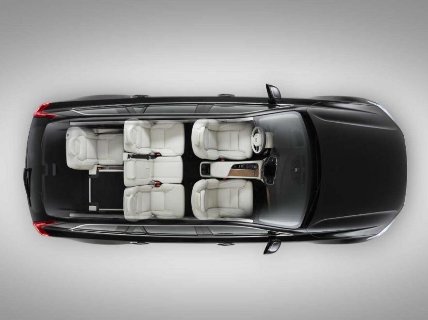 Oto Nowy Suv Wyczekiwany Jak Iphone Nowe Volvo Xc90