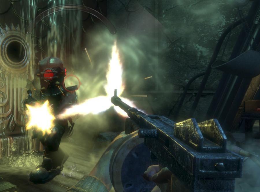 Gra komputerowa Bioshock 2 nabiera kształtów