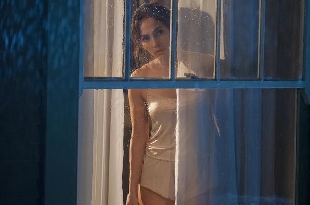 """Jennifer Lopez w filmie """"Chłopak z sąsiedztwa"""""""