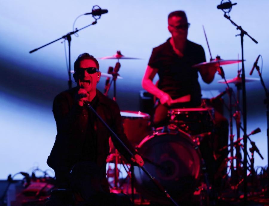 Bonusy na nowej płycie U2