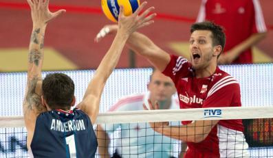 Polska-USA, mecz MŚ w siatkówce