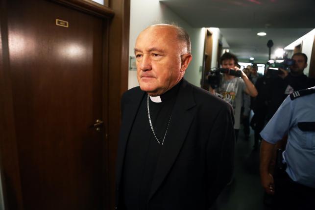 Kościół przed sądem. Ofiara księdza-pedofila pozywa diecezję koszalińsko-kołobrzeską