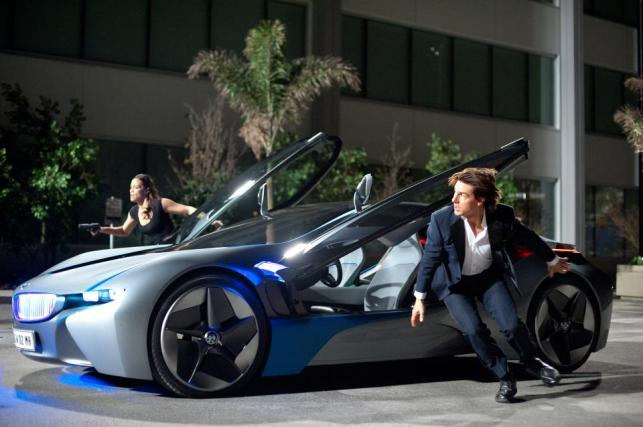 """""""Mission: Impossible 5"""" na pierwszych zdjęciach"""