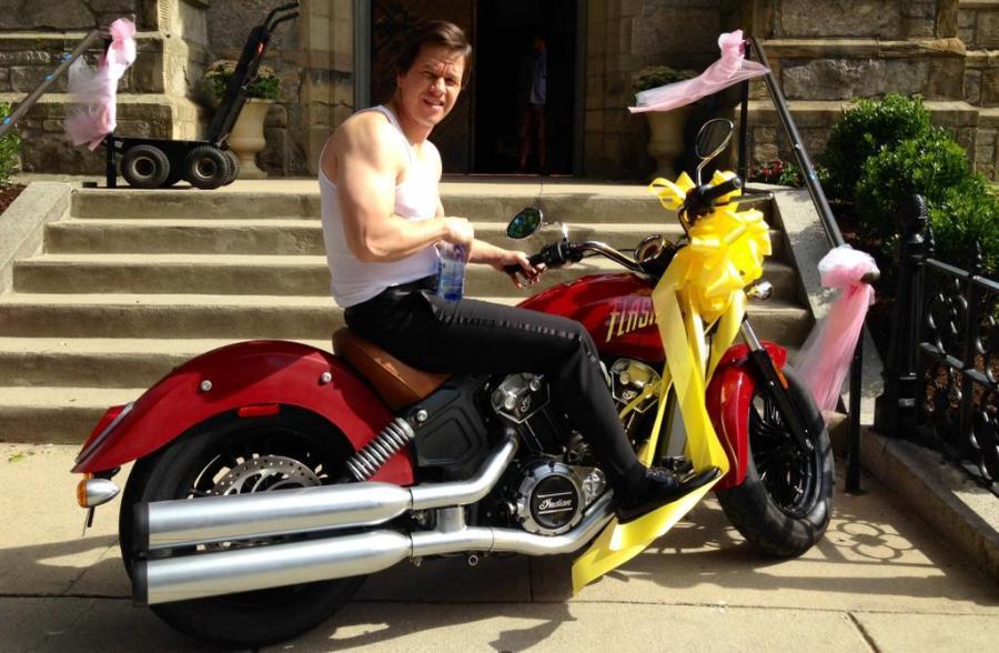 Mark Wahlberg na pierwszym zdjęciu z \