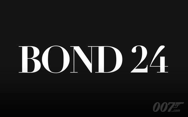 Nowy Bond rusza w grudniu