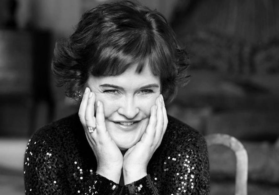 Susan Boyle: W końcu mogłam nagrać jeden z moich ulubionych utworów