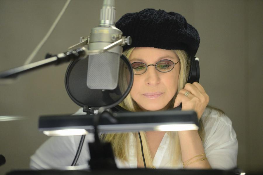 Barbra Streisand zapowiada \