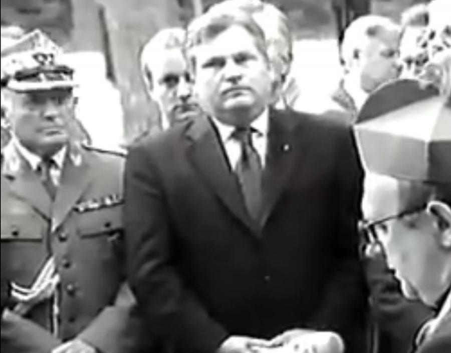 Aleksander Kwaśniewski w Charkowie