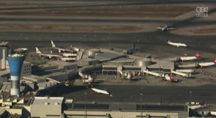 Lotnisko w  San Francisco