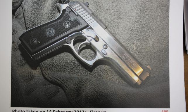 Oscar Pistorius zastrzelił swoją dziewczynę w Walentynki. Usłyszał wyrok więzienia
