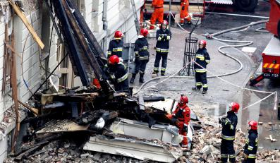 wybuch gazu kamienica Katowice