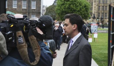 Ed Miliband, lider Partii Pracy