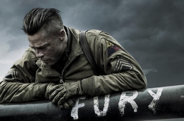 """""""Furia"""" –Brad Pitt w roli na miaręOscara"""