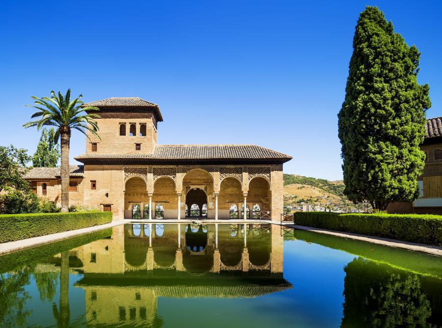Kompleks pałacowy Alhambra