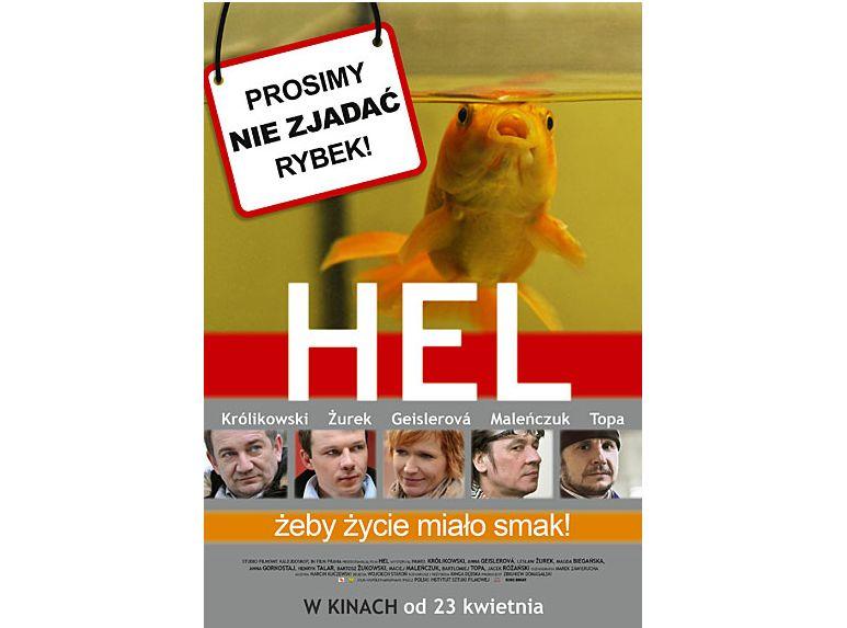 """""""Hel"""" - polska odpowiedź na """"Requiem dla snu"""""""