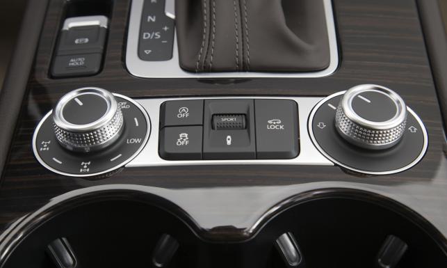 Niemcy wprowadzają do Polski nowy model 4x4. Volkswagen touareg to jak czołg w cenie pistoletu. ZDJĘCIA