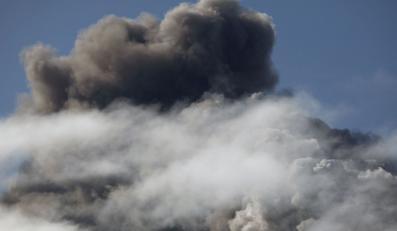 Islandia ostrzega przed kolejną erupcją
