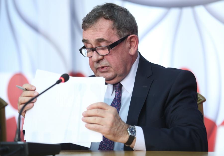 Zastępca przewodniczącego PKW Andrzej Kisielewicz