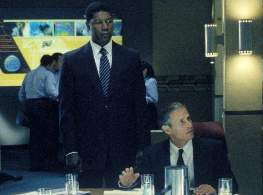 Wielu Amerykanów uważa, że najlepszym prezydentem w historii USA był czarnoskóry David Palmer