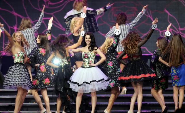 Gala finałowa wyborów Miss Polski 2014