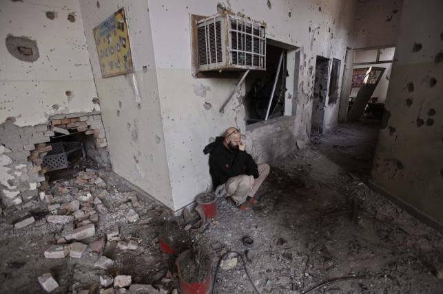 Szkoła w Peszawarze, gdzie 132 dzieci zginęło w ataku terrorystycznym