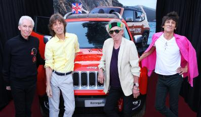 Rolling Stones i jeep renegade