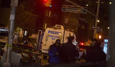 Dwóch policjantów zastrzelonych w Nowym Jorku