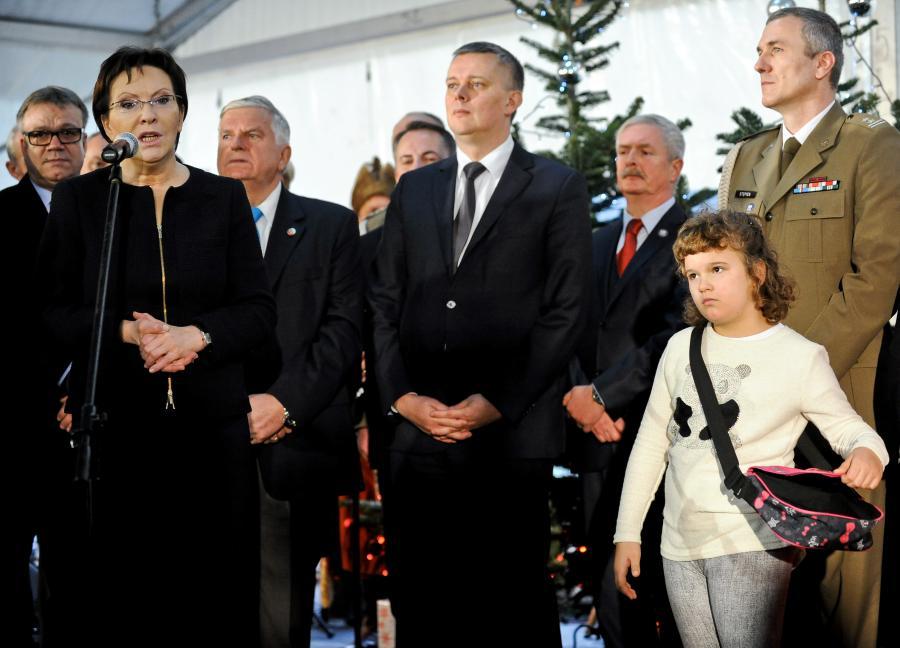 Tomasz Siemoniak i Ewa Kopacz