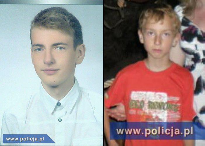 Marcin i Paweł Mendza, zaginieni bracia z miejscowości Mokobody