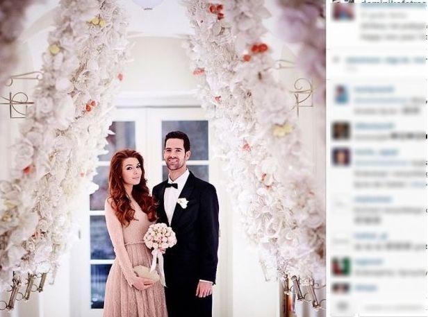 Piłkarz Legii w sylwestra wziął ślub ze znaną blogerką