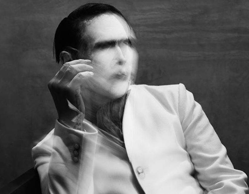 Marilyn Manson pewien nowej płyty