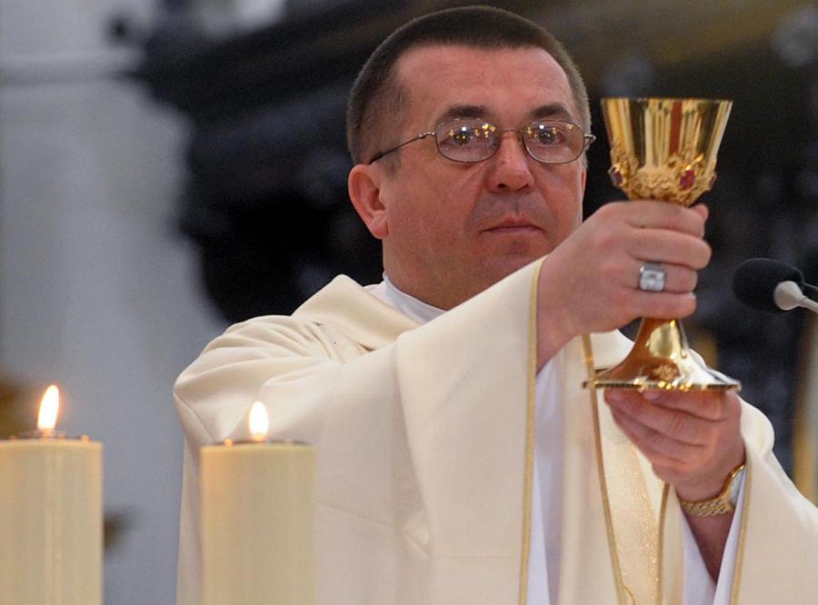 Bp Płoski: Wolność wpisana jest w dusze Polaków