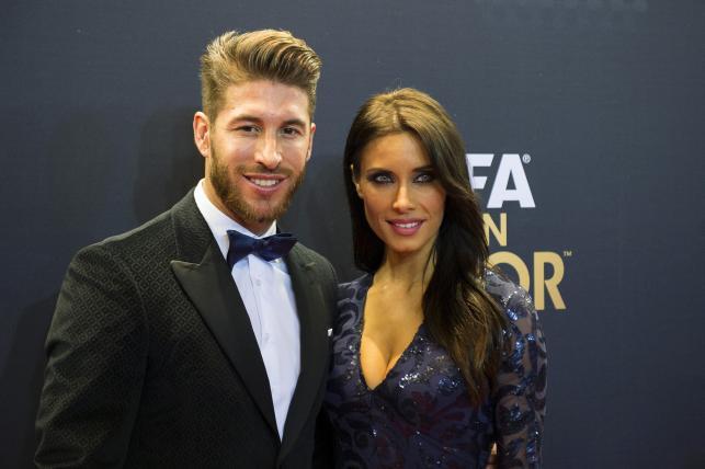 Słynni piłkarze i ich piękne żony na gali FIFA