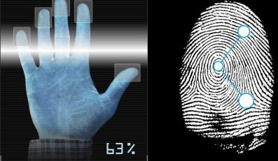 W razie zaistnienia potrzeby uwierzytelnienia tożsamości posiadacza zostaną wykorzystane dane biometryczne