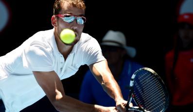 Australian Open: Jerzy Janowicz odpadł w III rundzie