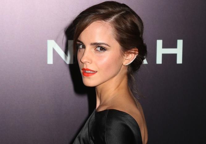Emma Watson: Sześciolatka we mnie jest wniebowzięta