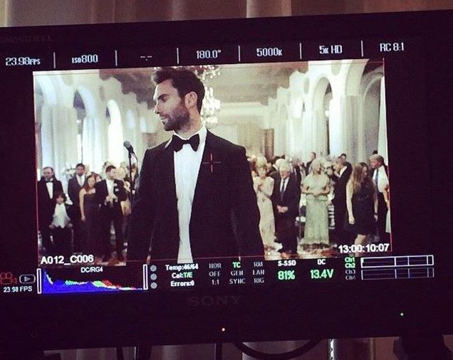 Adam Levine wystąpi na ceremonii Oscarów 2015