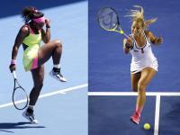 Australian Open: Piękna przegrała z bestią. Serena Williams lepsza od Dominiki Cibulkovej. ZDJĘCIA