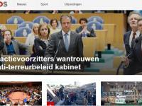 Uzbrojony mężczyzna wtargnął do redakcji holenderskiej telewizji publicznej