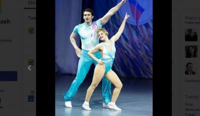Córka Władimira Putina, Jekaterina Tichonowa, tancerką