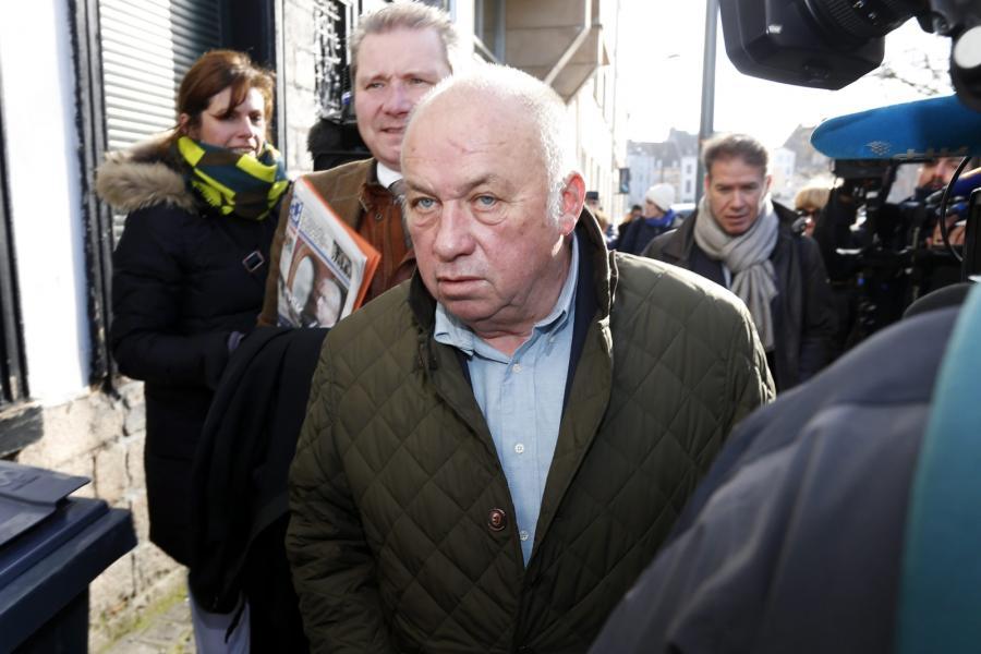 Dominique Alderweireld, jeden z zamieszanch w skandal zwany \