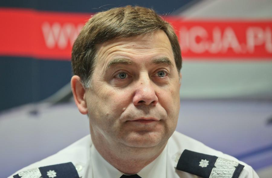 Nadinspektor Krzysztof Gajewski